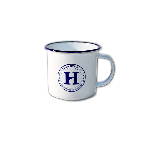 Helder Supply Co. - Enamel Mug