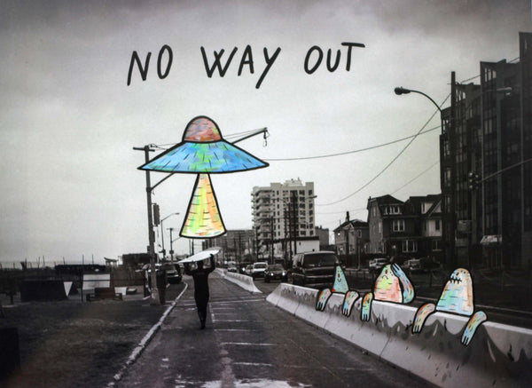 Lucas Beaufort - No way out