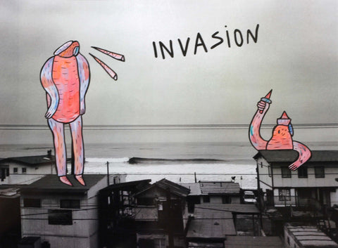 Lucas Beaufort - Invasion