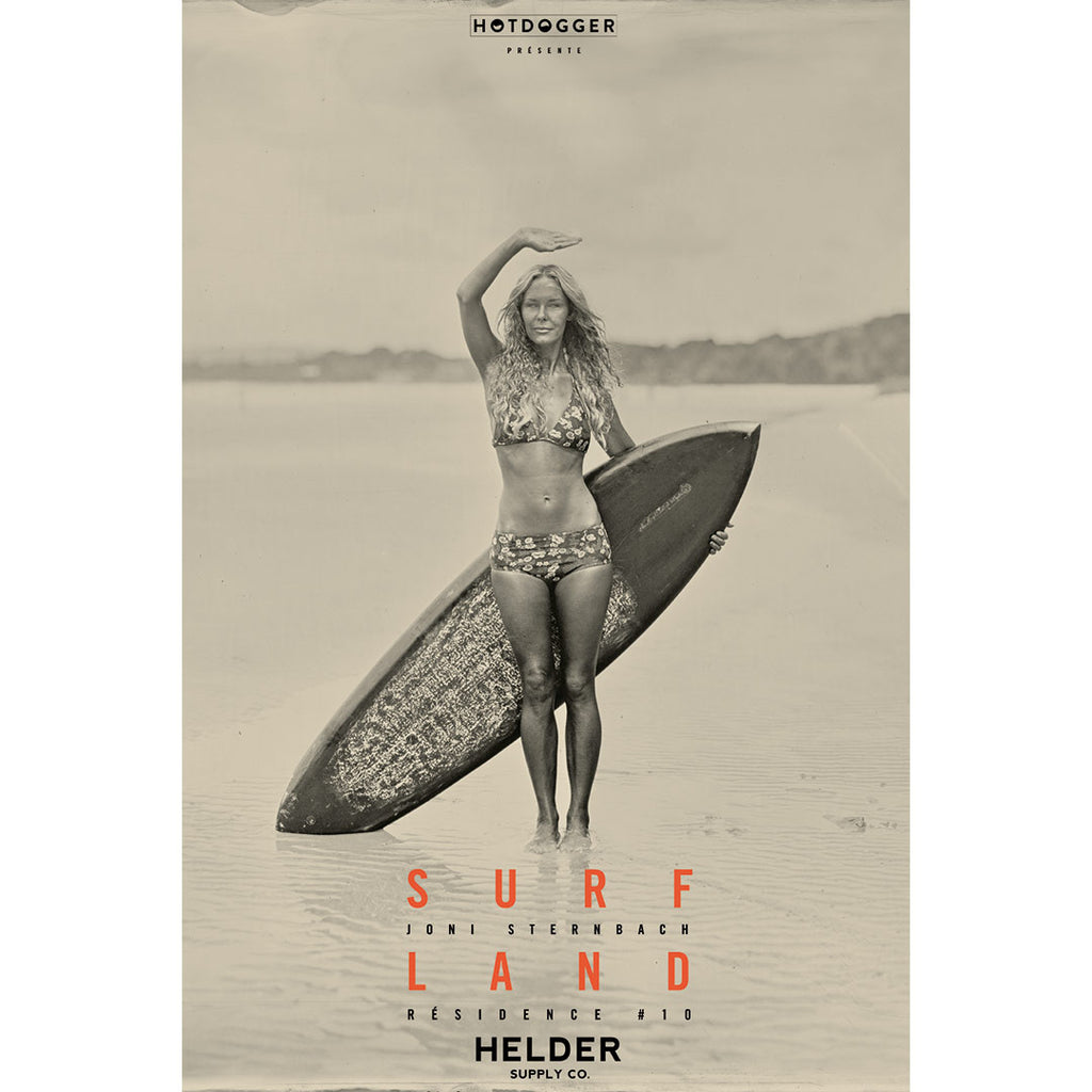 Joni Sternbach - Surfland Exhibition Limited Edition Posters