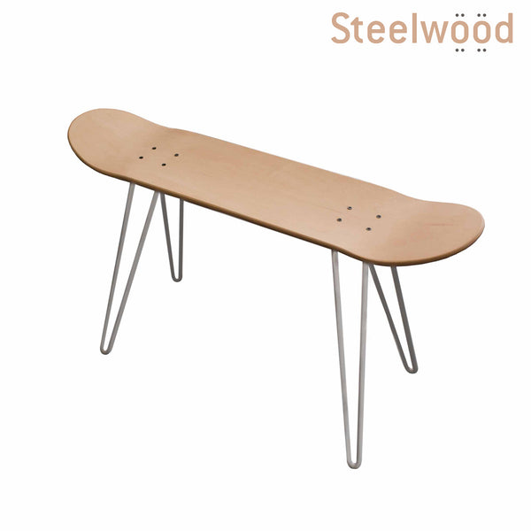 Steelwood - Bench Design