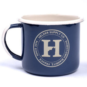 Helder Supply Co. - Mug - Blue Steel