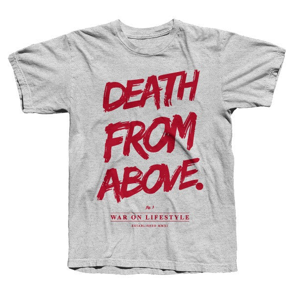 War On Lifestyle - Death From Above Tee