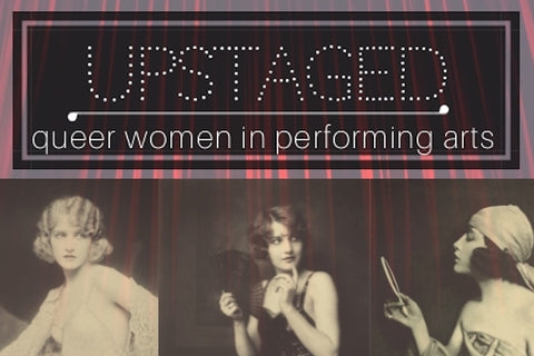 Upstaged Anthology Banner