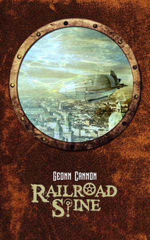 Railroad Spine Cover