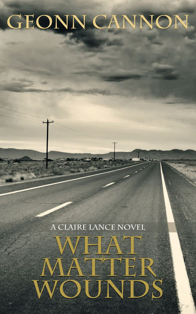 What Matter Wounds (Claire Lance #5)