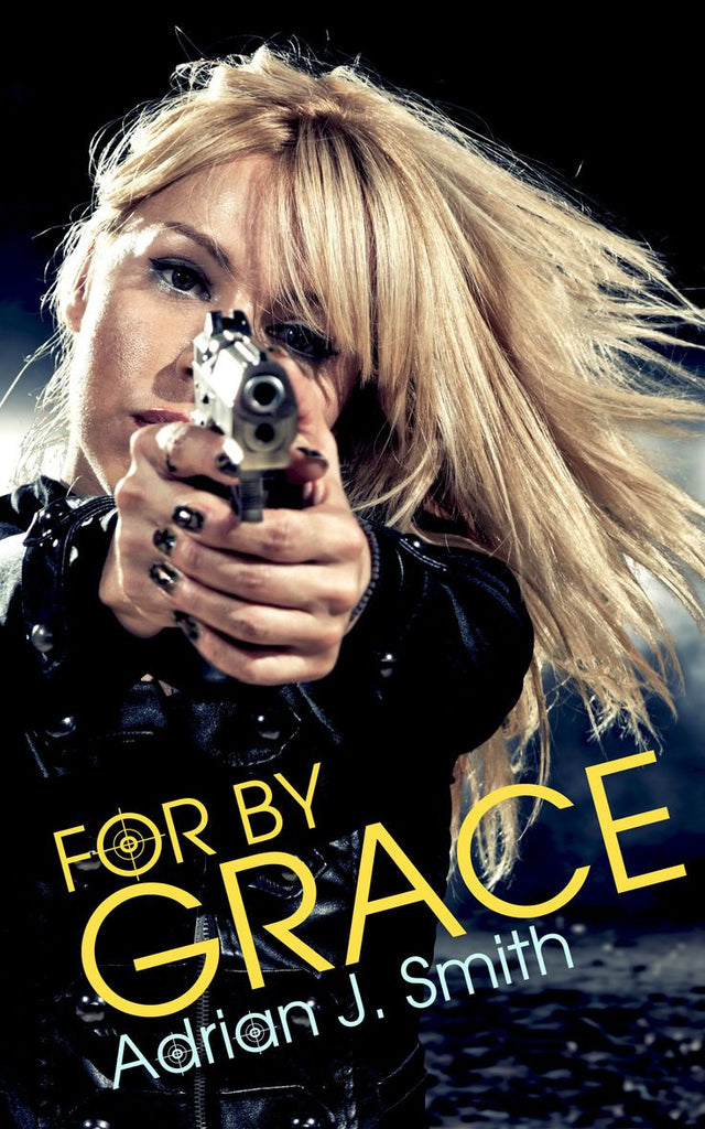 For by Grace (Spirit of Grace #1)