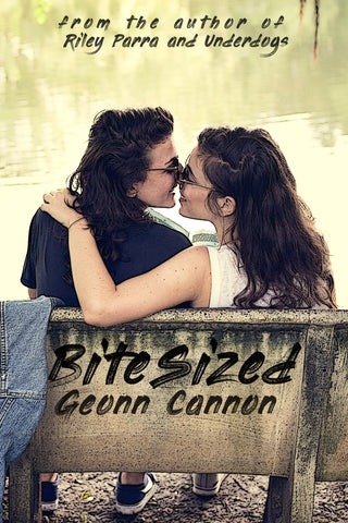 Bite Sized (A lesbian romance anthology)