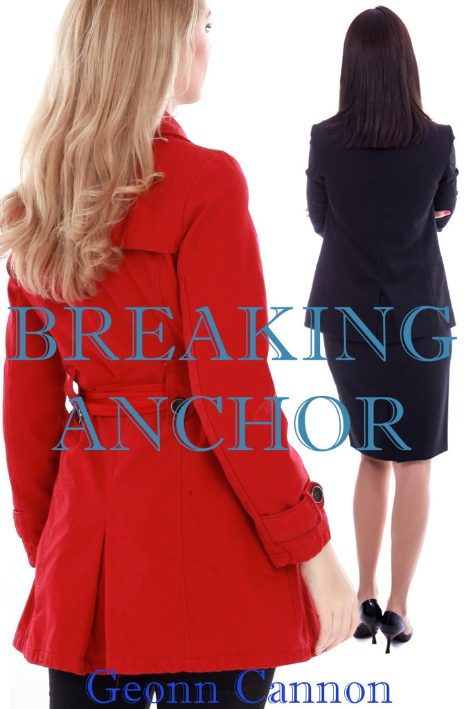 Cover for Breaking Anchor by Geonn Cannon
