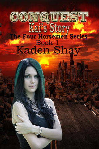 Cover for Kai's Conquest by Kaden Shay