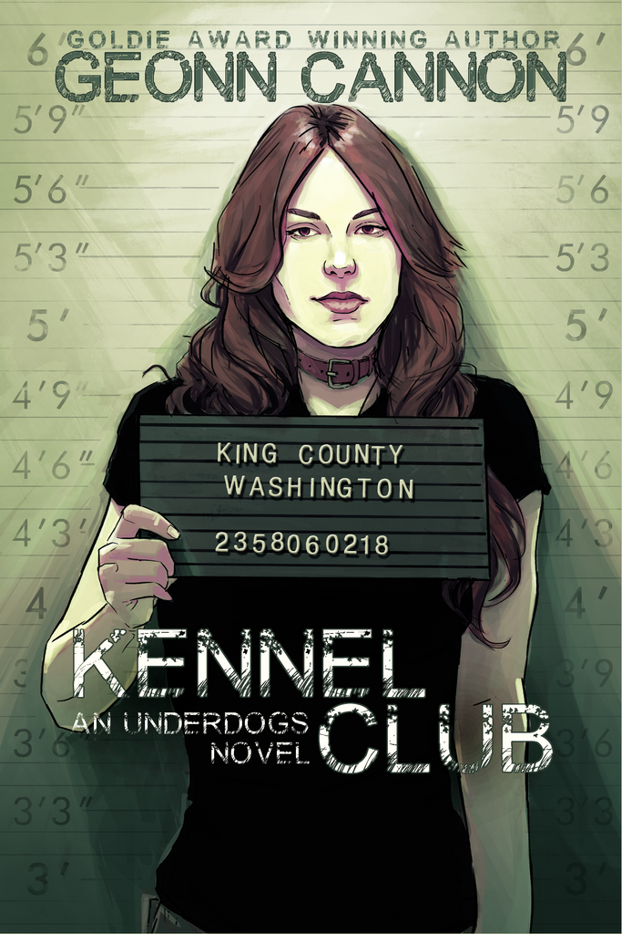 Kennel Club Cover Art by Geonn Cannon