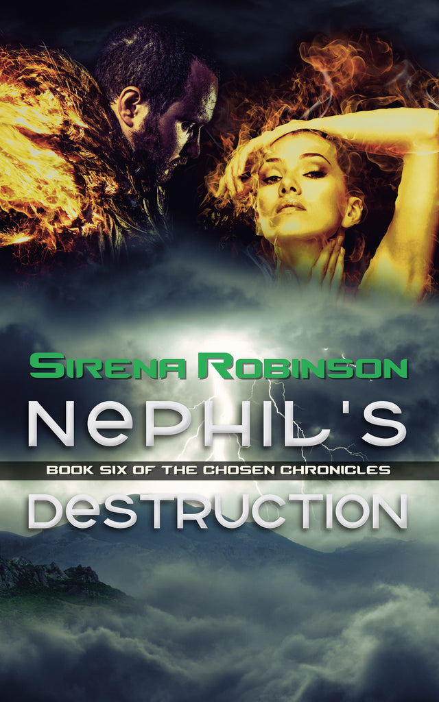 Nephil's Destruction by Sirena Robinson