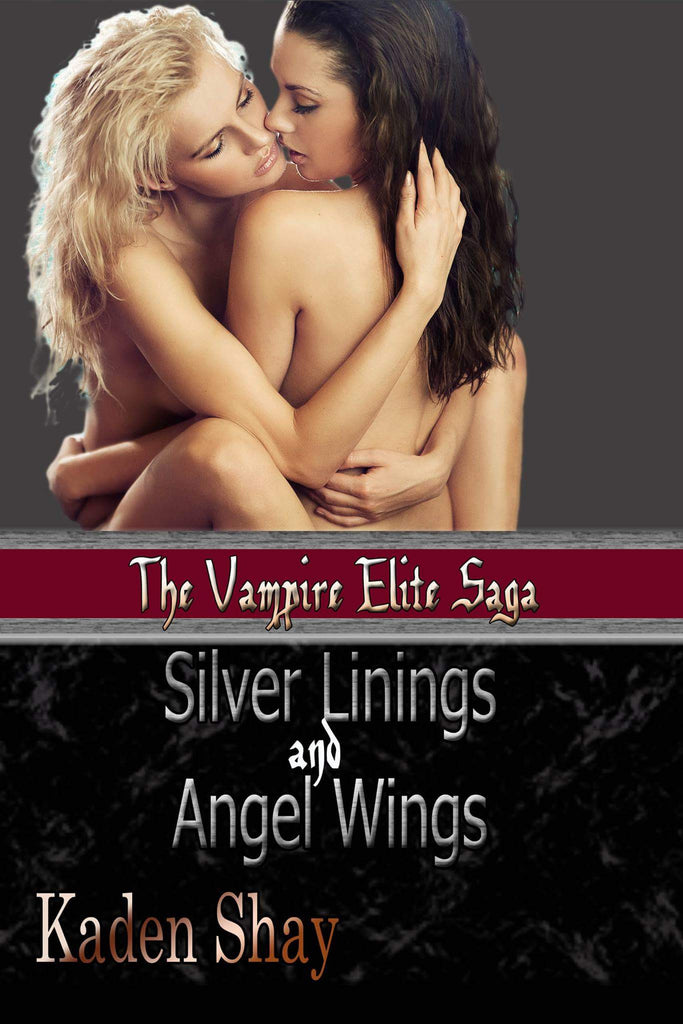 Silver Linings and Angel Wings Cover Image