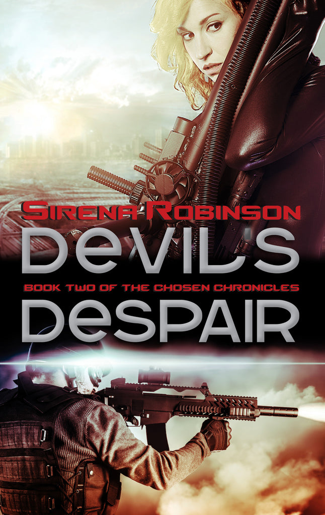 Devil's Despair (Chosen Chronicles #2)