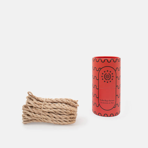 Cedar Rope Incense