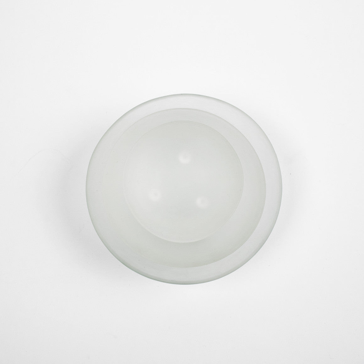 "3"" Clear Spike Bowl"
