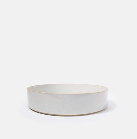 "10"" Cylinder Grey Serving Bowl"
