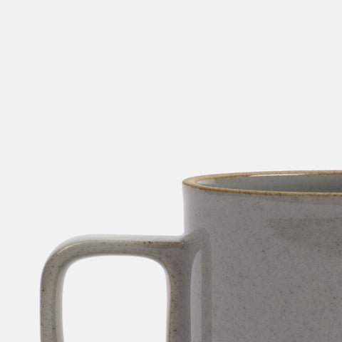 Gloss Grey Mug Medium