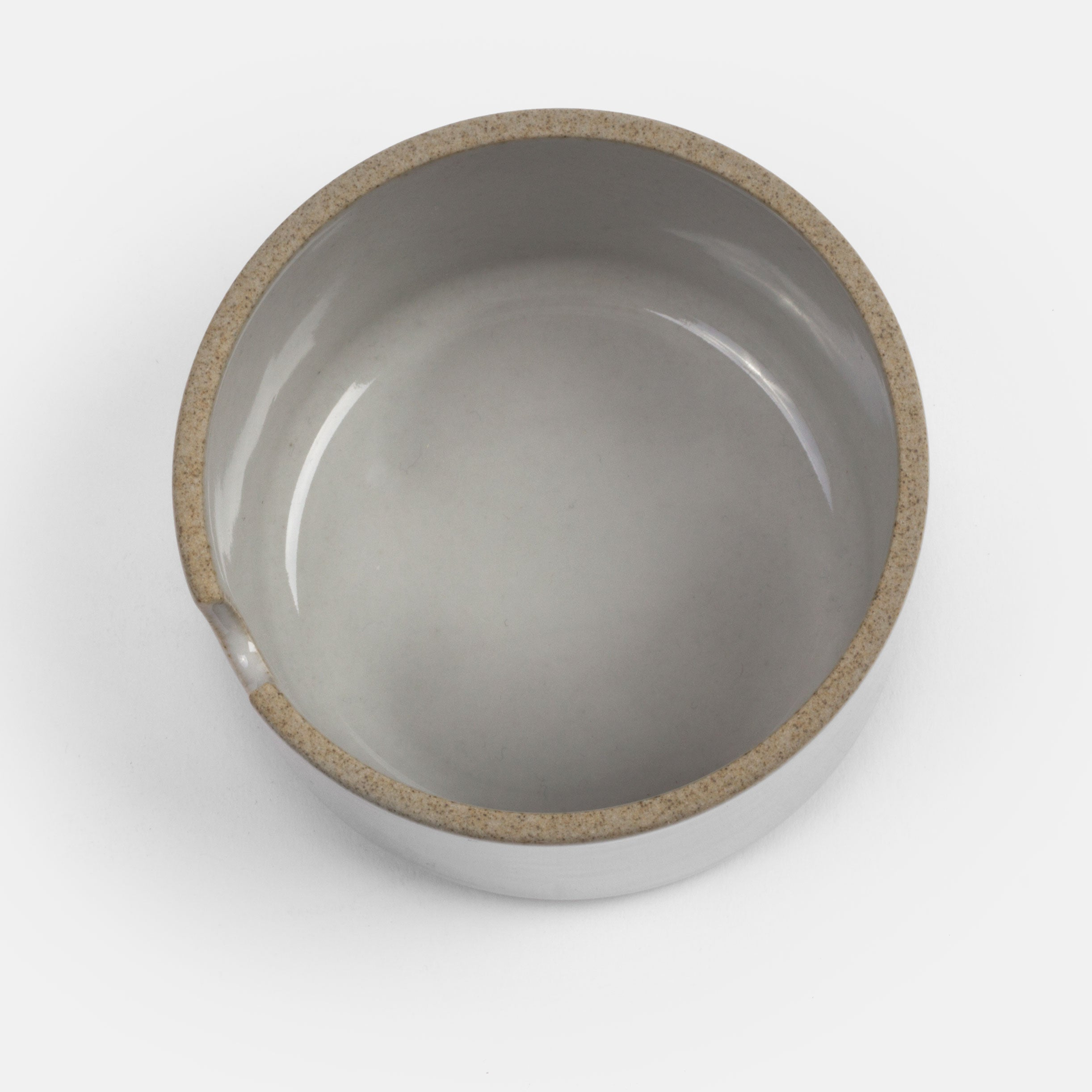 Grey Sugar Bowl