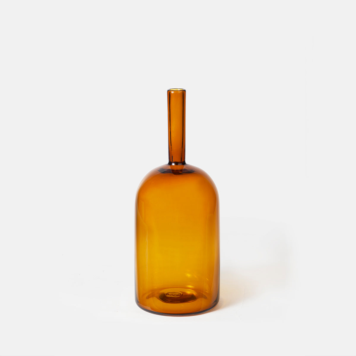 Medium Balloon Vase Amber