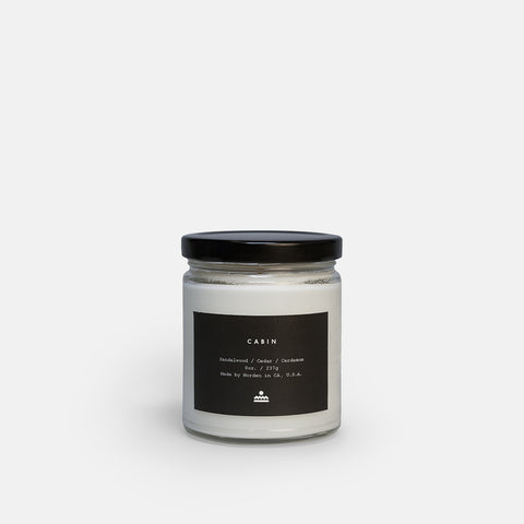 Cabin Jar Candle