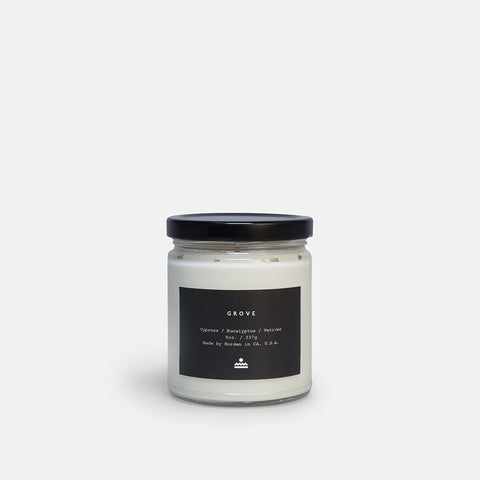 Grove Jar Candle