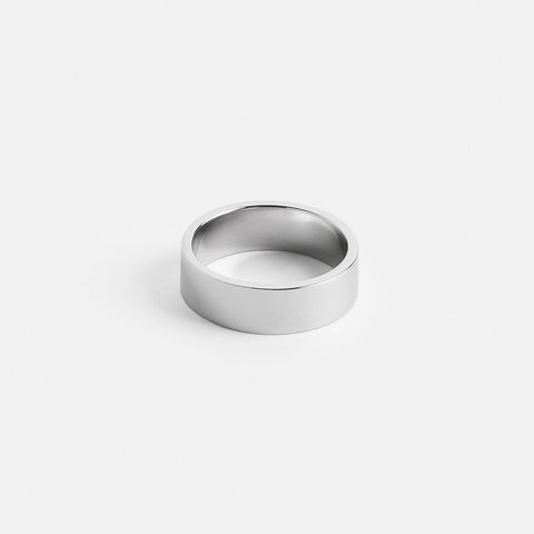 Eldi Ring in Platinum