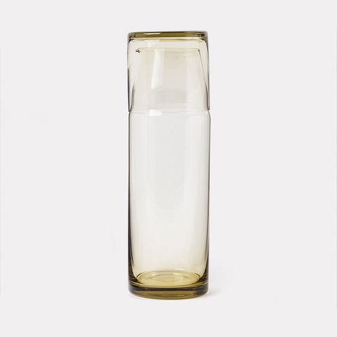 Large Night Carafe Tan
