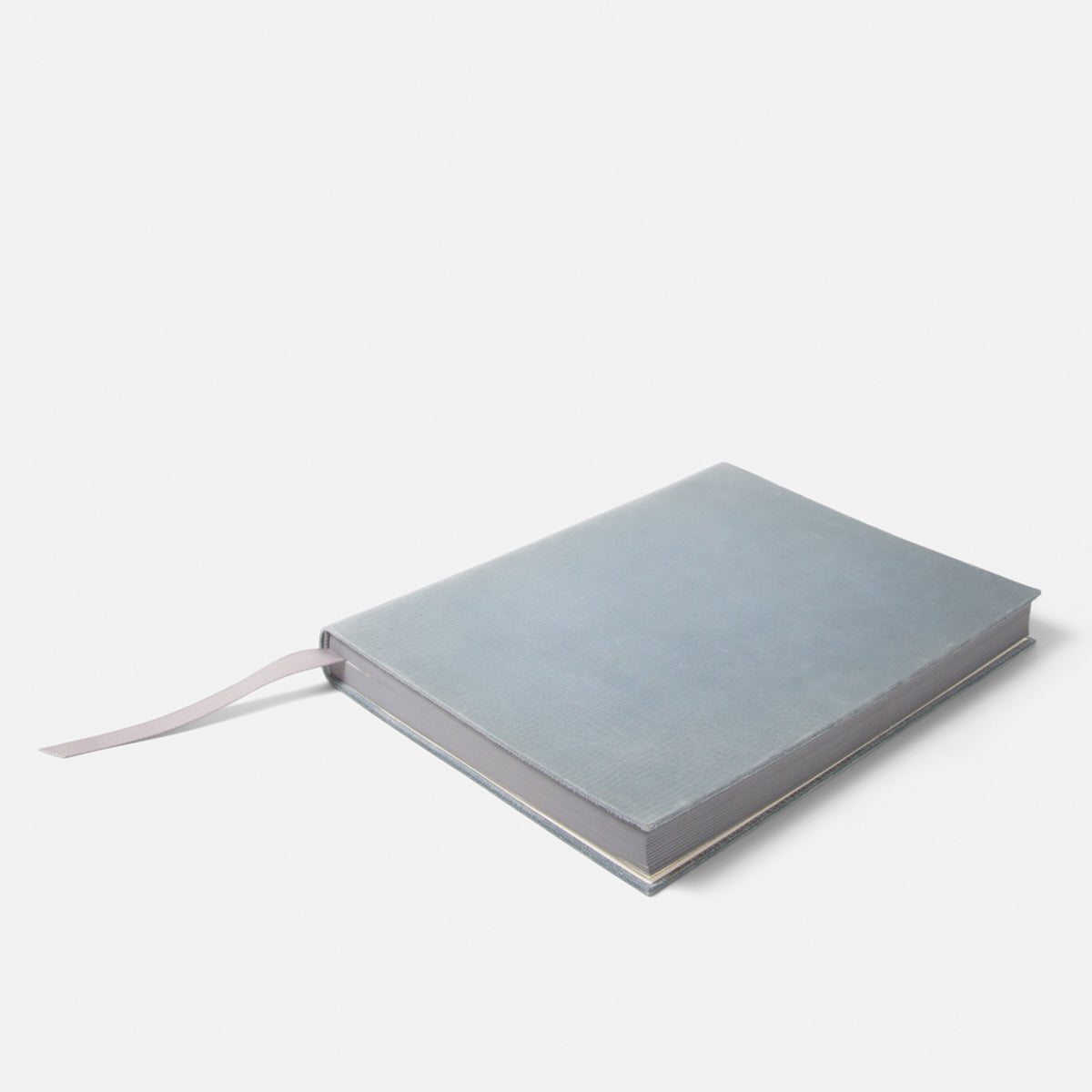 Large Slate Leather Notebook