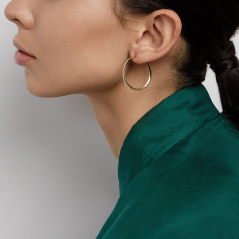 Large Kai Hoops
