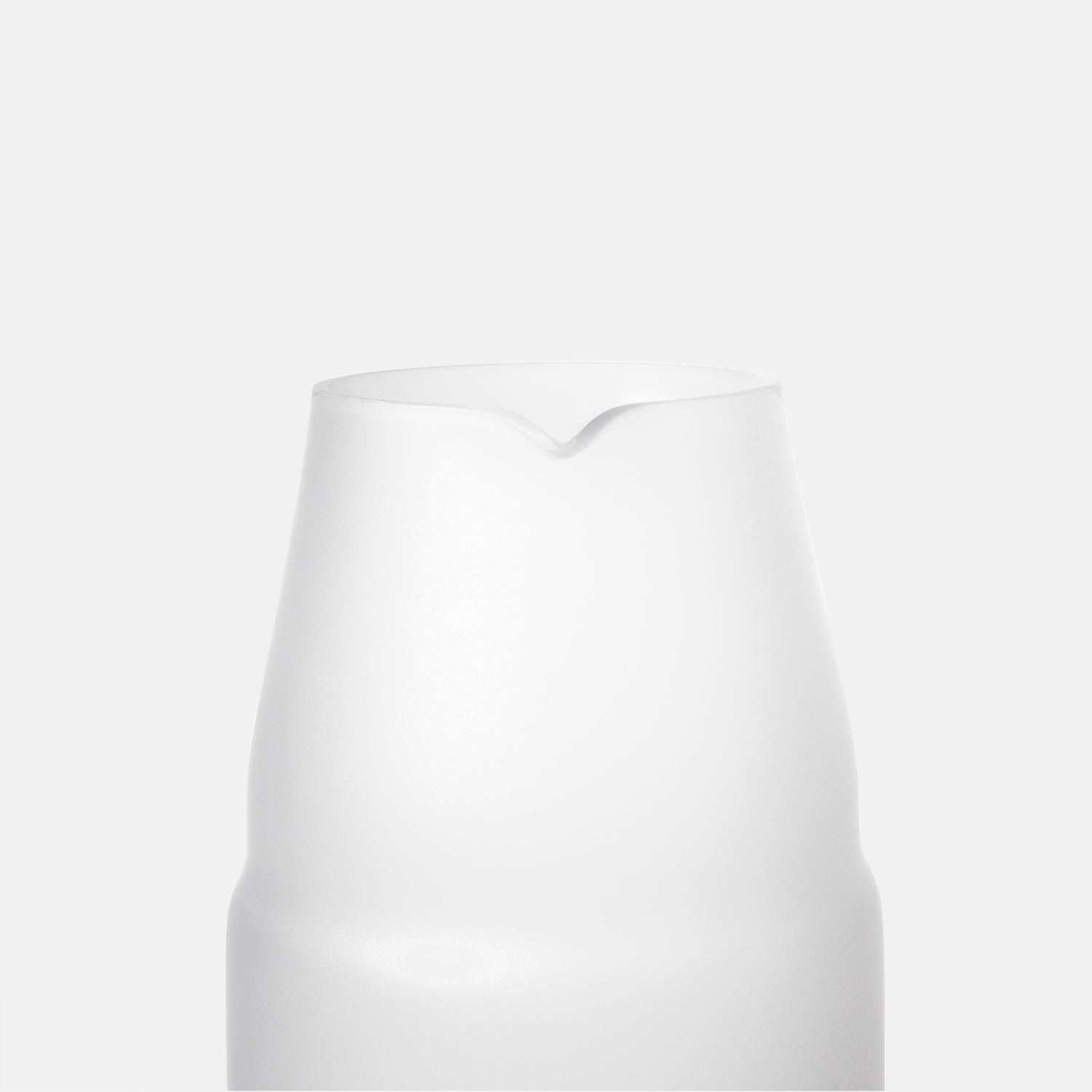 Large Night Carafe Frost
