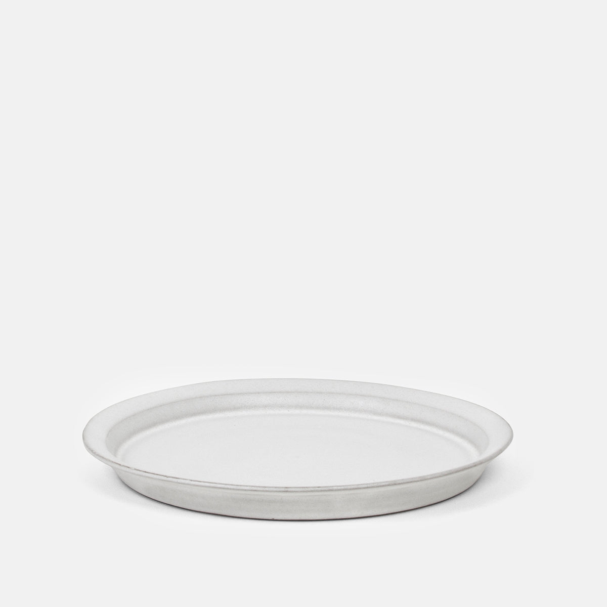 "10"" White Plate"