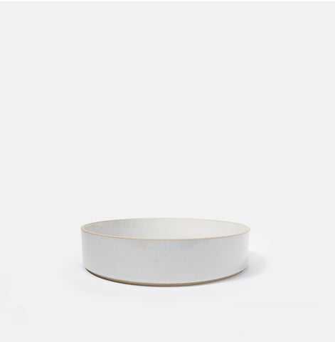 "8.5"" Cylinder Grey Serving Bowl"