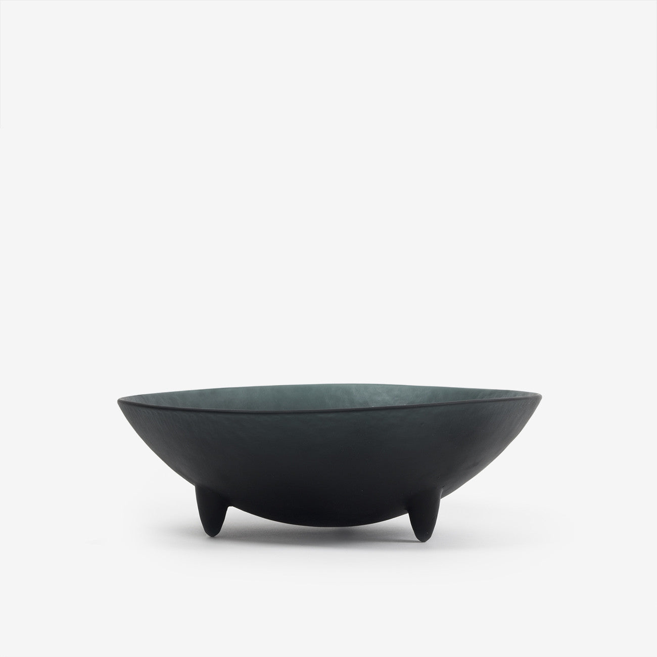 "10"" Black Spike Bowl"