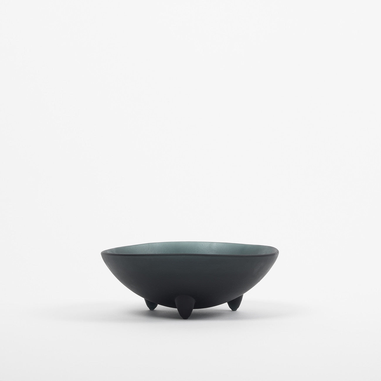 "5"" Black Spike Bowl"