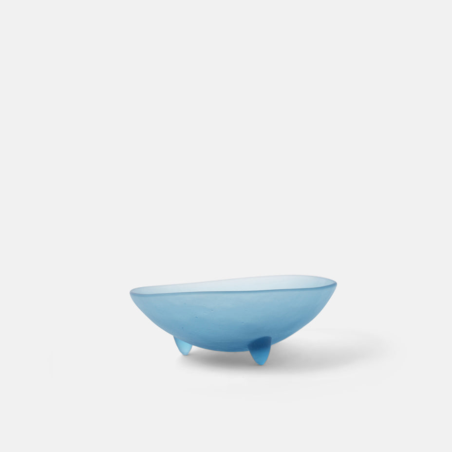 "5"" Blue Spike Bowl"