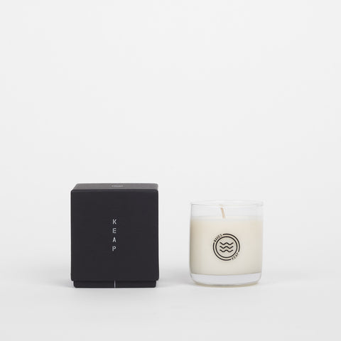 Waves Candle