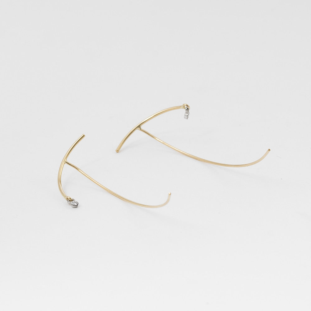 Arc Stabile Earrings