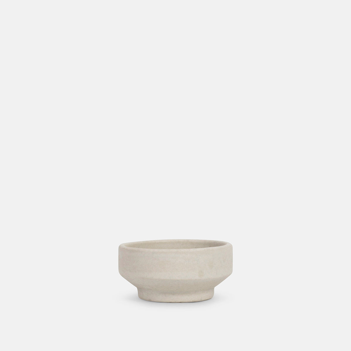 White Yves Bowl