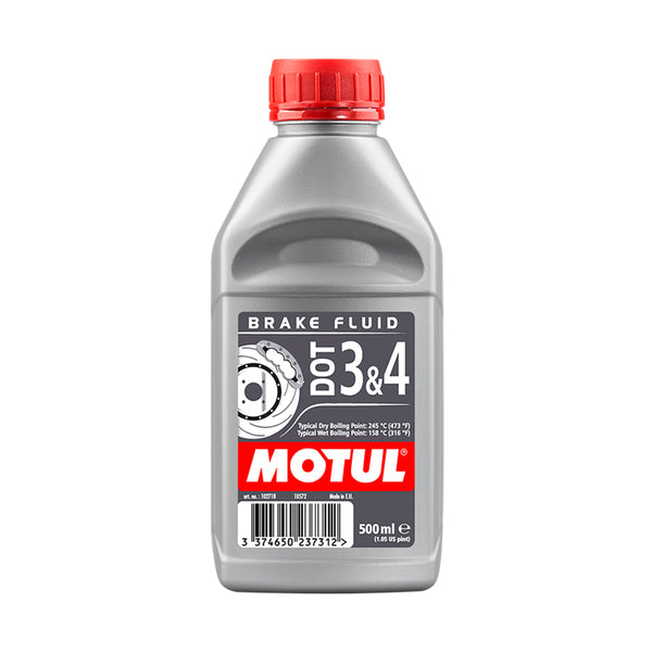 Motul DOT 4 Brake Fluid RBF 600 FL