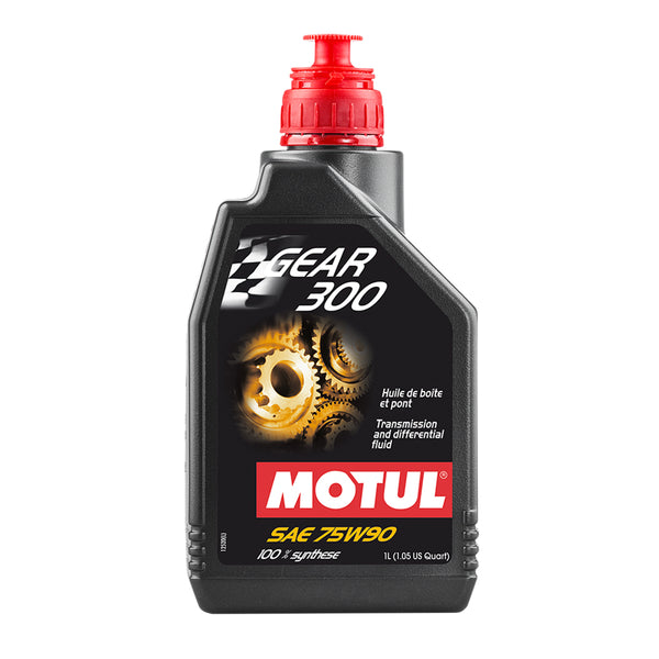 Motul 100% Synthetic Gear Oil TWIN 75W90
