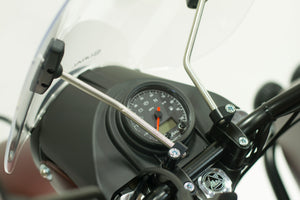 Ural Windscreen Clear with Mounting Kit