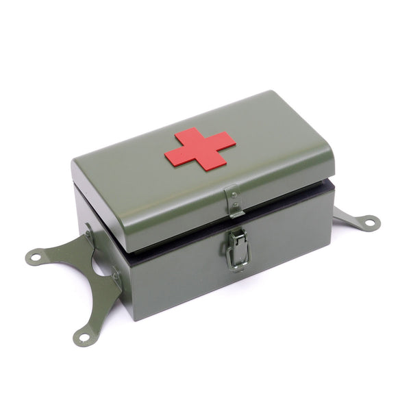 First Aid Cross - Red