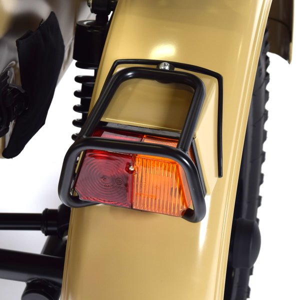 Protective Bracket for Sidecar Light