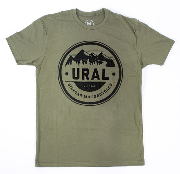 Mountain Escape T-Shirt - Green