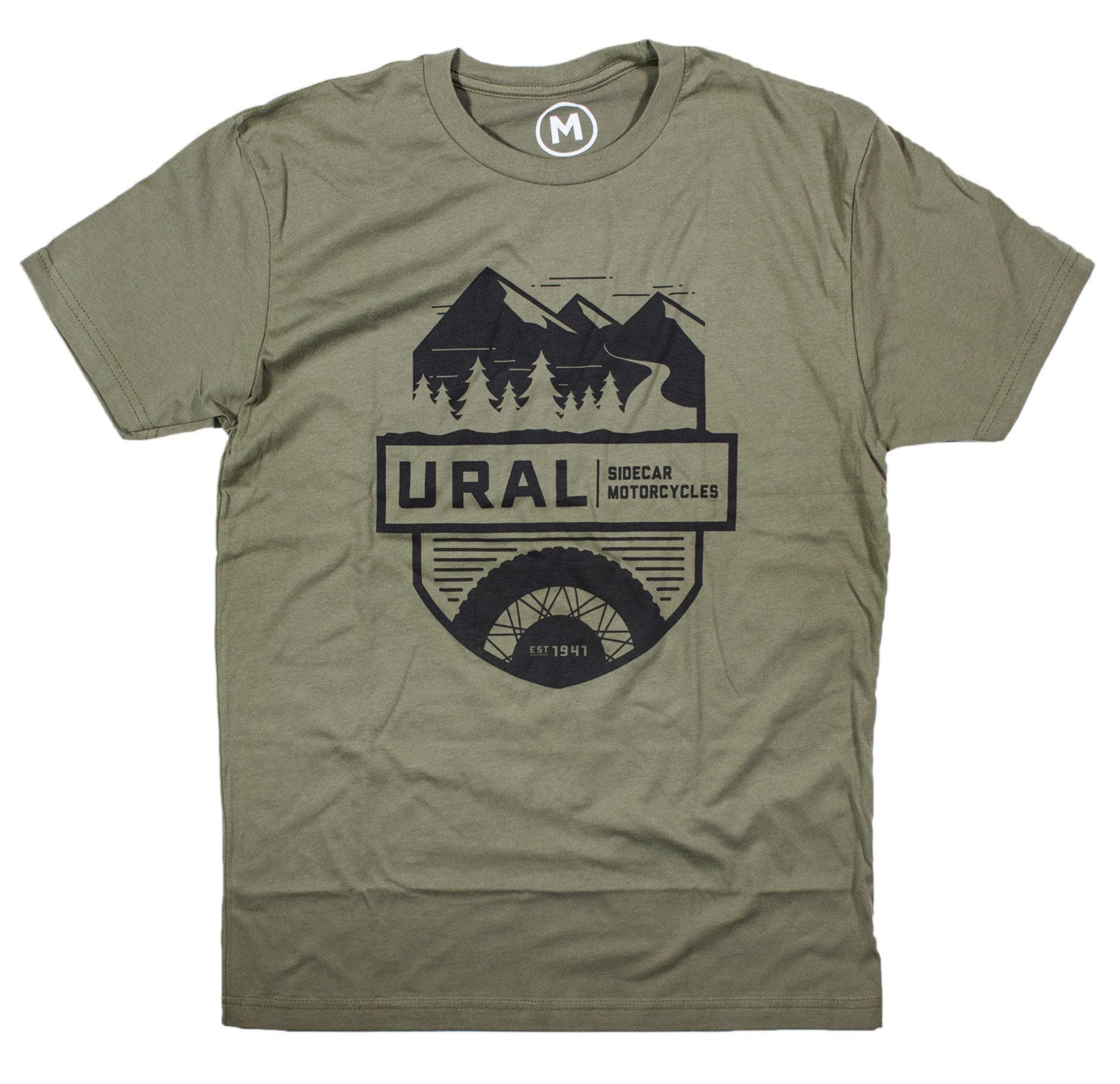 Adventure T-Shirt - Green