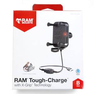 RAM Tough-Charge with X-Grip Wireless Charger Device Mount