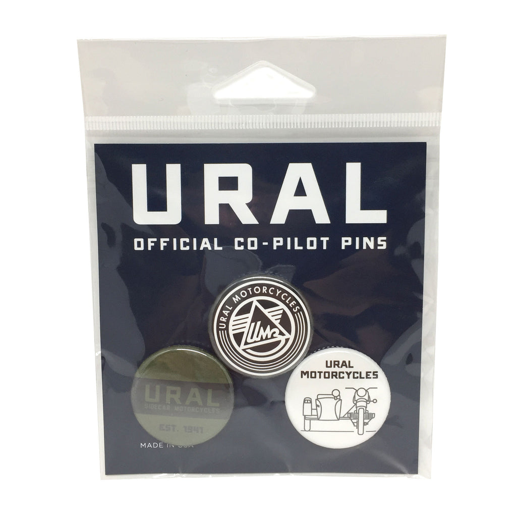 Ural Pin Pack