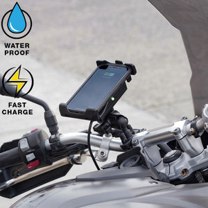 RAM Quick-Grip Wireless Charger Device Mount