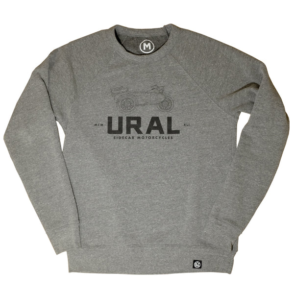 Engineered Sweatshirt Grey - Limited sizes available!